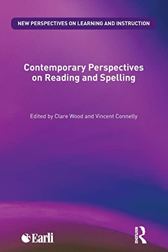 9780415497176: Contemporary Perspectives on Reading and Spelling (New Perspectives on Learning and Instruction)