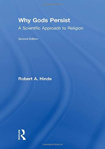 9780415497619: Why Gods Persist: A Scientific Approach to Religion