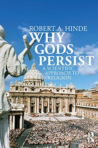 9780415497626: Why Gods Persist: A Scientific Approach to Religion