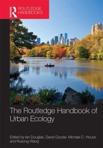 9780415498135: The Routledge Handbook of Urban Ecology (Routledge Handbooks)