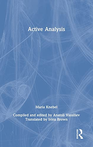9780415498524: Active Analysis