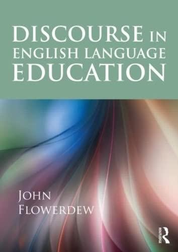 9780415499651: Discourse in English Language Education