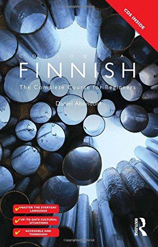 Colloquial Finnish: The Complete Course for Beginners (Colloquial Series): Abondolo, Daniel