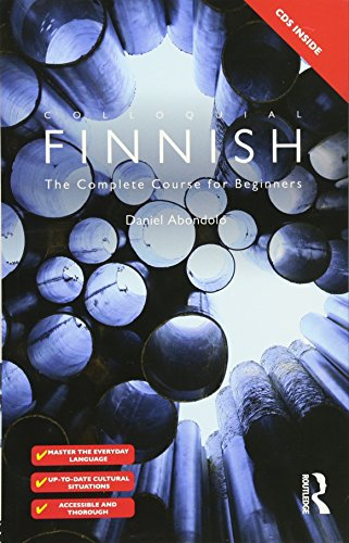 9780415499682: Colloquial Finnish: The Complete Course for Beginners (Colloquial Series)