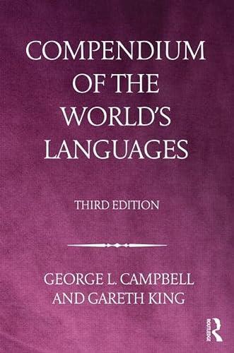 9780415499699: Compendium of the World's Languages