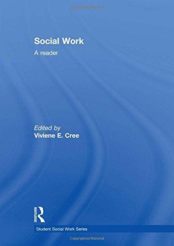 9780415499729: Social Work: A Reader (Student Social Work)