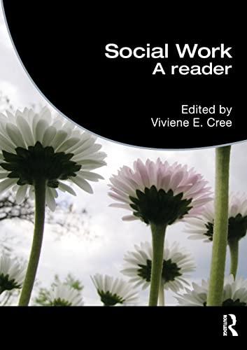 9780415499736: Social Work: A Reader (Student Social Work)