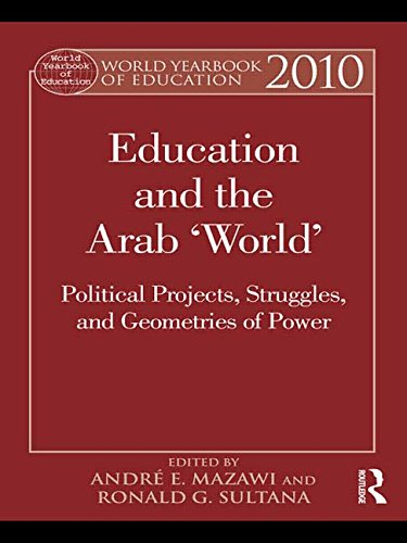 9780415500487: World Yearbook of Education 2010: Education and the Arab 'World': Political Projects, Struggles, and Geometries of Power