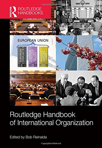 9780415501439: Routledge Handbook of International Organization (Routledge Handbooks (Hardcover))