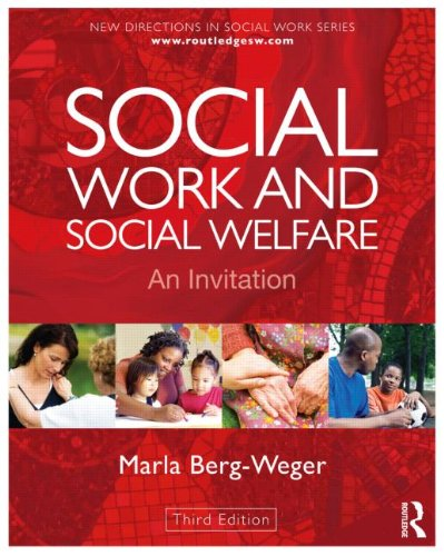 9780415501606: Social Work and Social Welfare: An Invitation (New Directions in Social Work)