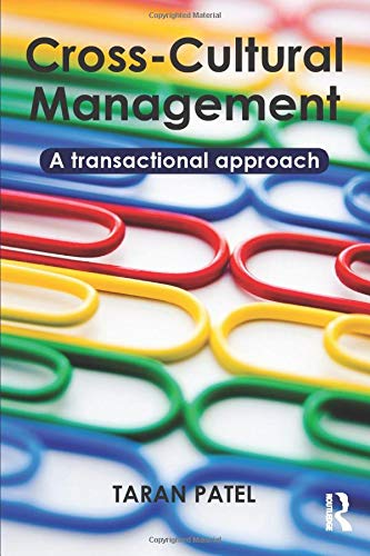 9780415501675: Cross-Cultural Management: A Transactional Approach