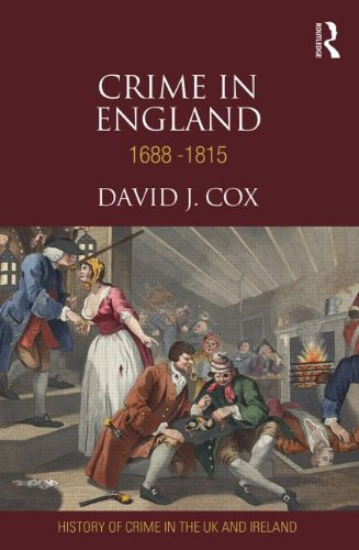 9780415501835: Crime in England 1688-1815 (History of Crime in the UK and Ireland)