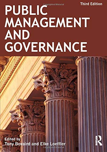 9780415501866: Public Management and Governance