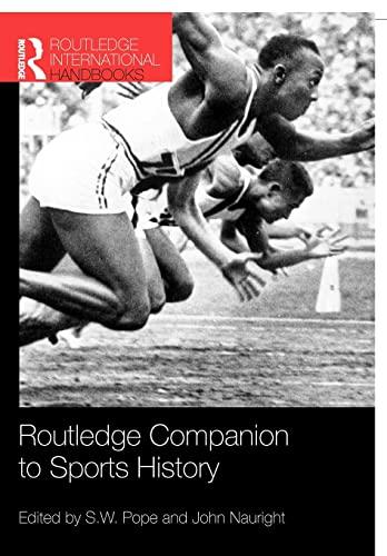 9780415501941: Routledge Companion to Sports History (Routledge International Handbooks)