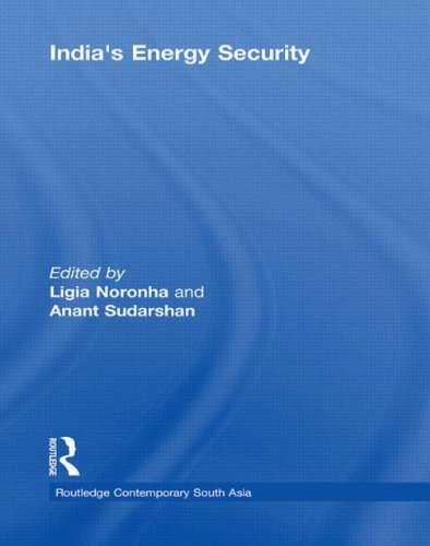 9780415502030: India's Energy Security (Routledge Contemporary South Asia)