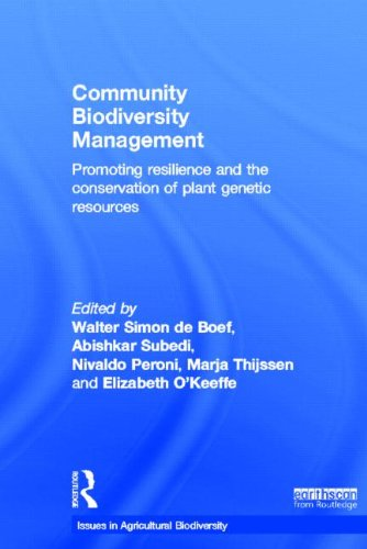 9780415502191: Community Biodiversity Management: Promoting resilience and the conservation of plant genetic resources (Issues in Agricultural Biodiversity)