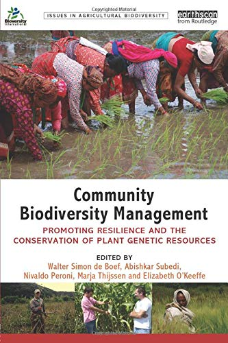 9780415502207: Community Biodiversity Management: Promoting resilience and the conservation of plant genetic resources (Issues in Agricultural Biodiversity)