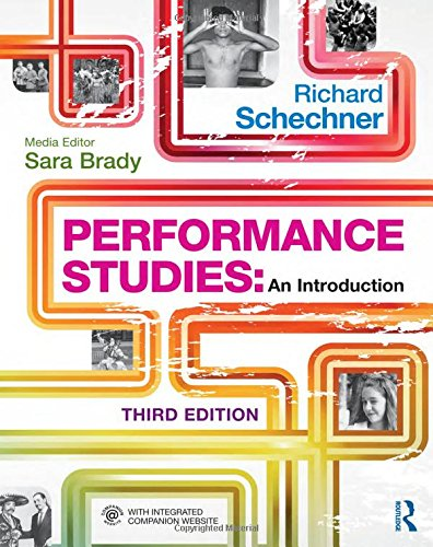 9780415502306: Performance Studies: An Introduction