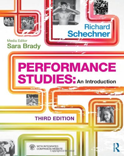 9780415502313: Performance Studies: An Introduction