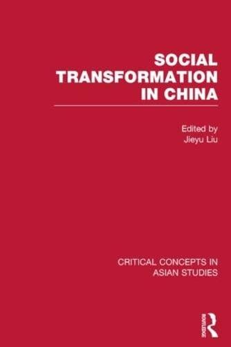 9780415502801: Social Transformation in China