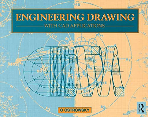 9780415502900: Engineering Drawing with CAD Applications