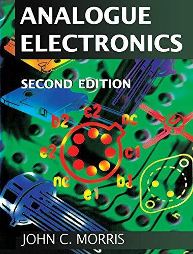 9780415503075: Analogue Electronics