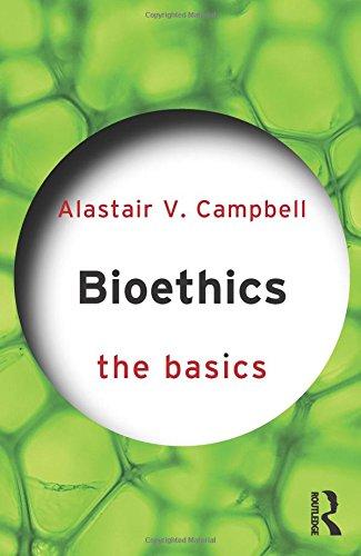 9780415504089: Bioethics: The Basics