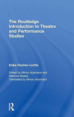 9780415504195: The Routledge Introduction to Theatre and Performance Studies