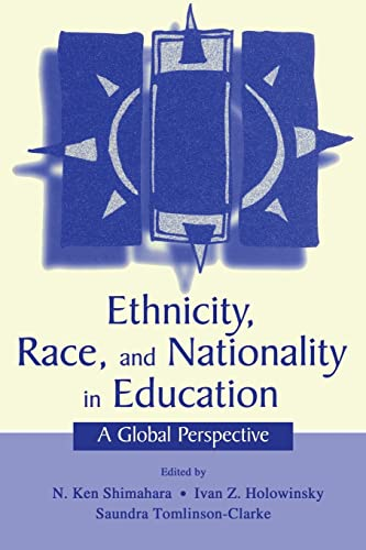 9780415504652: Ethnicity, Race, and Nationality in Education: A Global Perspective (The Rutgers Invitational Symposium on Education)