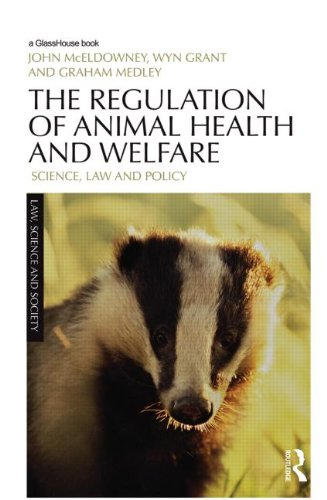 9780415504744: The Regulation of Animal Health and Welfare: Science, Law and Policy (Law, Science and Society)