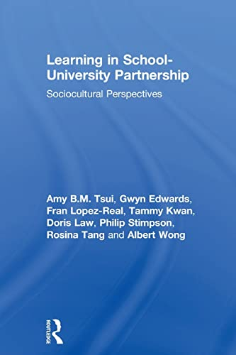 9780415504799: Learning in School-University Partnership: Sociocultural Perspectives