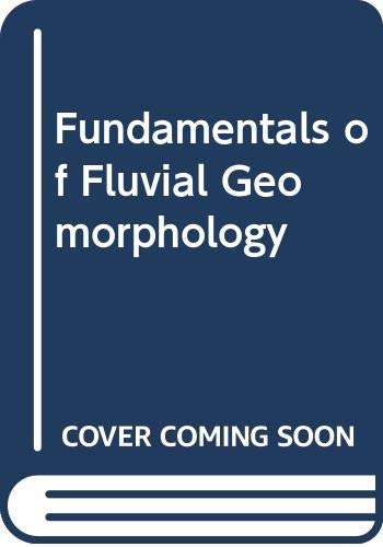 9780415505505: Fundamentals of Fluvial Geomorphology