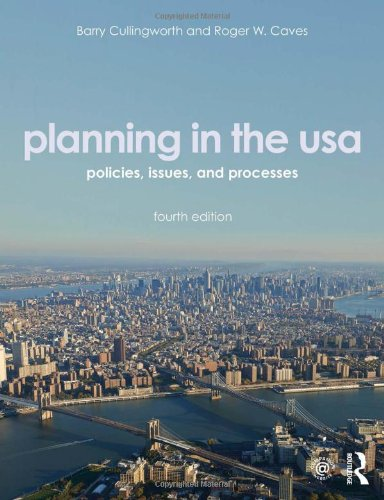 9780415506977: Planning in the USA: Policies, Issues, and Processes