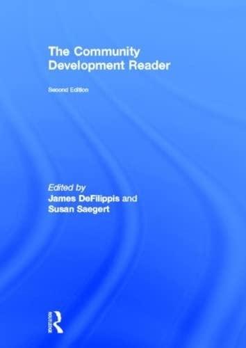 9780415507738: The Community Development Reader