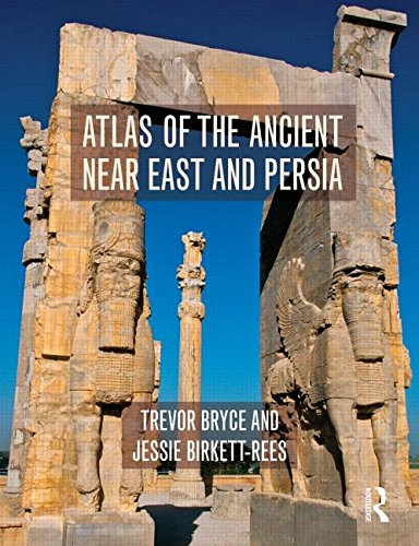 9780415508001: Atlas of the Ancient Near East: From Prehistoric Times to the Roman Imperial Period