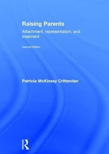 9780415508292: Raising Parents: Attachment, Representation, and Treatment