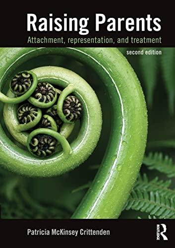 crittenden patricia mckinsey - raising parents - AbeBooks