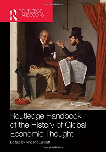 9780415508490: Routledge Handbook of the History of Global Economic Thought