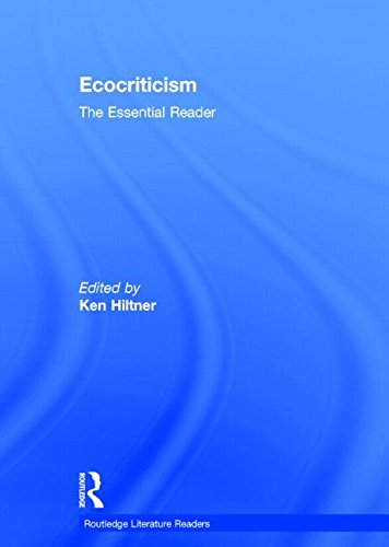 9780415508599: Ecocriticism: The Essential Reader (Routledge Essential Readers)