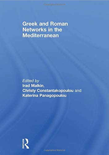9780415508759: Greek and Roman Networks in the Mediterranean