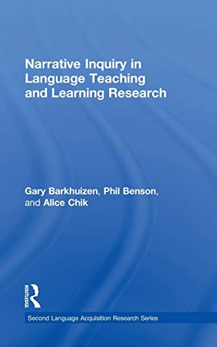 9780415509336: Narrative Inquiry in Language Teaching and Learning Research (Second Language Acquisition Research Series)
