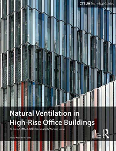 9780415509589: Guide To Natural Ventilation in High Rise Office Buildings (Ctbuh Technical Guide)