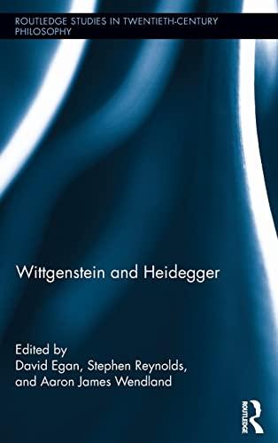 9780415509985: Wittgenstein and Heidegger