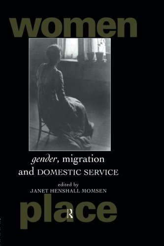 9780415510547: Gender, Migration and Domestic Service (Routledge International Studies of Women and Place)