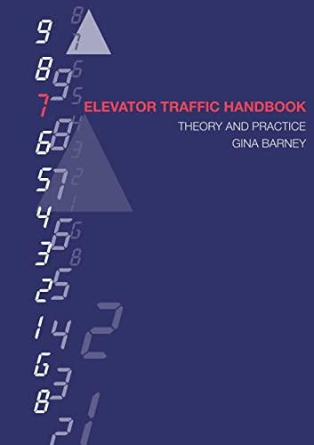 9780415511001: Elevator Traffic Handbook: Theory and Practice