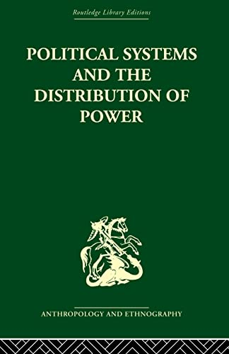 9780415511308: Political Systems and the Distribution of Power
