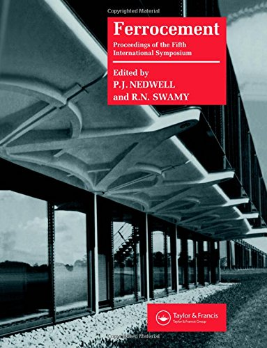 9780415512084: Ferrocement: Proceedings of the Fifth International Symposium