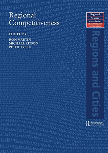 9780415512473: Regional Competitiveness (Regions and Cities)