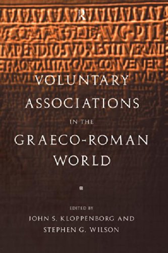 9780415513531: Voluntary Associations in the Graeco-Roman World
