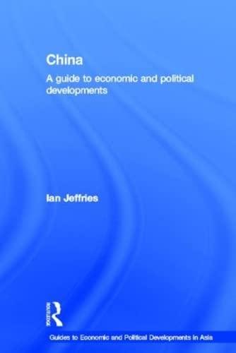 China: Jeffries, Ian